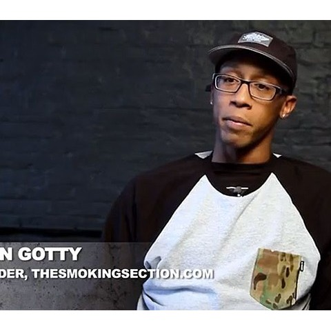 Jon Gotty - Influences