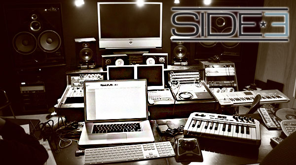 Booking Side 3 Studios