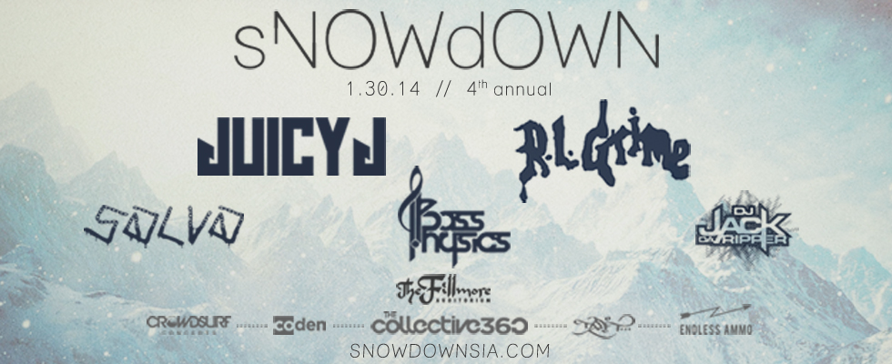 Colorado's Largest Ski Industry Association Concert 'Snowdown'