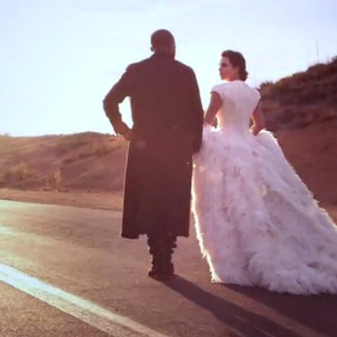 Kanye West - Bound 2 (Vogue Version)