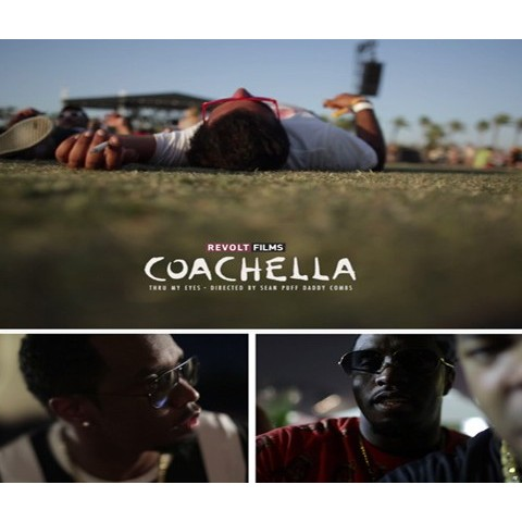 Puff Daddy: Coachella Thru My Eyes
