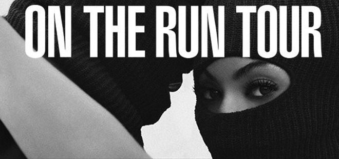 "Jay Z & Beyonce Announce ""On The Run"" Tour"