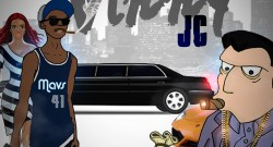 Rapper JC from Dallas Releases My Cousin Vinny